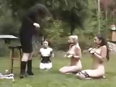 Pet Girl Training