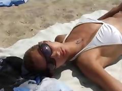 Swinging on holiday