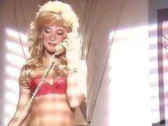 Britt Morgan, Hyapatia Lee, Keisha in classic sex movie
