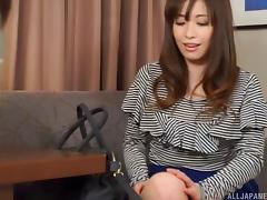 Tremendous Asian MILF is very dedicated to pleasing men
