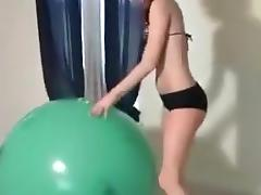 Jill: Big Green Balloon