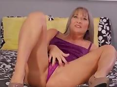 sexy mature with small boobs get fucked