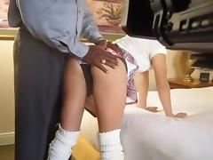 Amber Blank - Hubby Goes Next