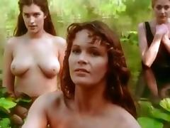 Nude scenes from Sirens  (1998)