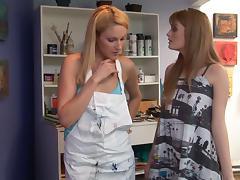 Faye Reagan & Samantha Ryan in Imperfect Angels #06