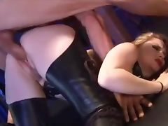 hot fetish action in boots