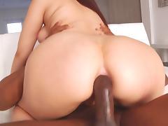 Valentina Nappi Loves Black Cock Anal