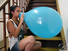 Balloons B2P at Clips4sale.com