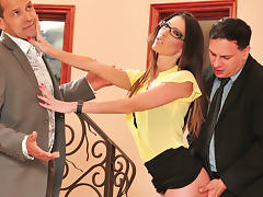 Anthony Rosano in Seduced By The Boss Wife #05, Scene #03 - DevilsFilm