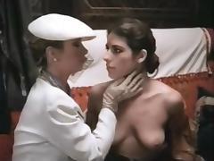 Classic Scenes - Gina Carrera Keli Richards FFM Anal