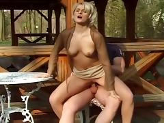 Austria is a great place to go for blonde pussy