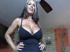 POV StepMom Tits are better than his GF