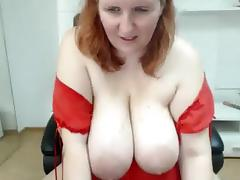 Fabulous Homemade record with Grannies, BBW scenes