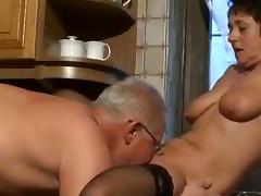 Best Amateur clip with Big Tits, Mature scenes