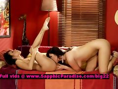 Devin and Stracy lesbo dolls licking