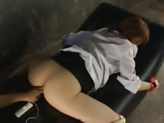 ultra hot anal chinese fisting