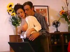 Sexy Secretary Fucked by Boss