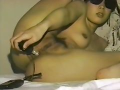 Uncensored Amateur Japanese Masturbation 41