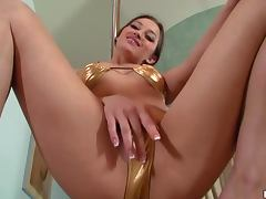 Dani Daniels Is a Cheerleader By Day and a Stripper By Night