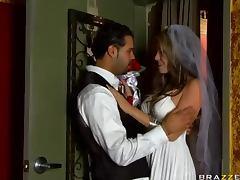 Kinky Pornstar Wedding With Courtney Cummz and Johnny Sins