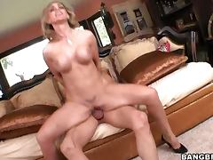 Tanya Tate Getting Her Pussy Fucked Hard