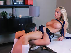 Tasha Reign laid in her ass