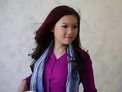 Thanh Huyen ao ba ba
