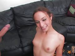 Amber Rayne squirting rimjob anal