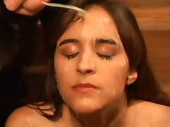 Bukkake videos. Get ready for some kinky activity - Bukkake is ready to be exposed