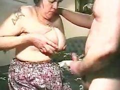 amateur older couple