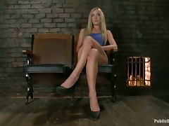 Amy Brooke gets tortured and fucked in amazing BDSM clip