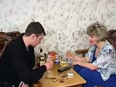 Russian Old And Young videos. Check out aged Russian moms swallowing young cocks before drilling and getting facials