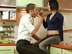 Russian Real Life Ada Wong