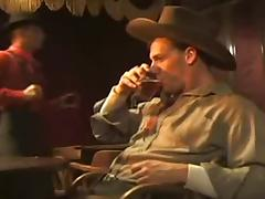 Cowboy orgy