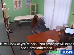 Clinic videos. When excited nymphs want sex then they are ready to be fucked even in clinic