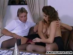 Amateur girlfriend homemade ass to mouth