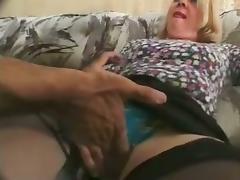 Busty Granny Sammie Sparks Enjoys In Hardcore Fucking