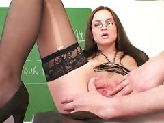 Pussy exam for katie cox