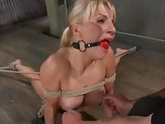 Sweet Ashley Fires Loves To Be Tortured And Be Treated Like A Slave