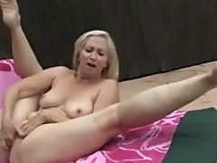 for fans of grannies masturbation