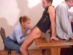 redhead russian mommy with full mambos