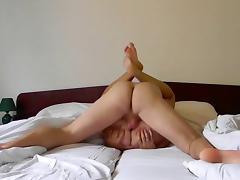 Hotel room fuck